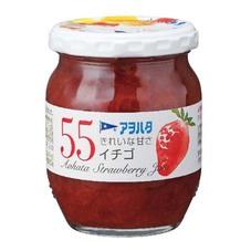 アヲハタ55ジャム●イチゴ●ブルーベリー●オレンジママレード 238円(税抜)