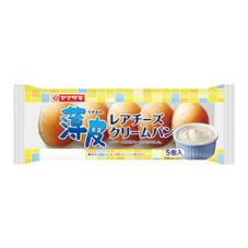 薄皮 レアチーズクリームパン 108円