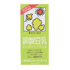 調製豆乳 178円(税抜)