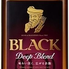 ブラックニッカディープブレンド 瓶 1,280円(税抜)