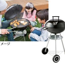 丸型BBQコンロふた付 2,980円(税抜)