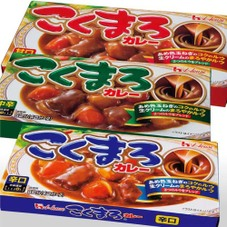 こくまろカレー(甘口・中辛・辛口) 91円