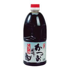 かつお風味しょうゆ 398円(税抜)