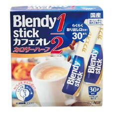 ブレンディスティックカフェオレ カロリーハーフ 398円(税抜)
