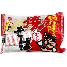 3食焼そば ソース・塩 79円(税抜)