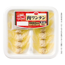 肉ワンタン 92円(税抜)