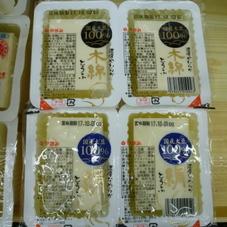 国産大豆絹とうふ、木綿とうふ 88円(税抜)