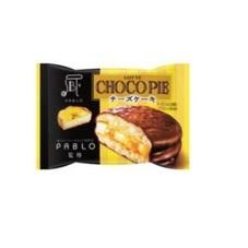 チョコパイ<PABLO監修チーズケーキ> 90円(税抜)