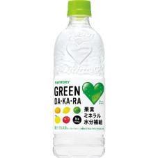 GREEN DAKARA 67円(税抜)