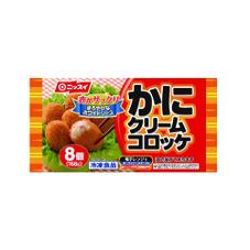カニクリームコロッケ 118円(税抜)