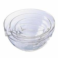 耐熱ガラス製片口ボール 1,280円