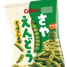 さやえんどうさっぱり塩味 68円(税抜)
