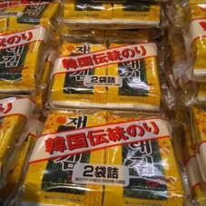 韓国伝統のり 88円(税抜)