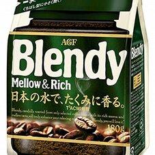 ブレンディメロウ&リッチ(袋) 368円(税抜)