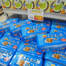 香り薫るむぎ茶(ティーバッグ) 158円(税抜)