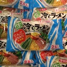りんごはちみつ冷やしラーメン 178円(税抜)