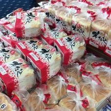 本仕込み食パン(4.5.6枚) 100円(税抜)