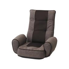 ひじ掛け付き低反発座椅子 6,980円(税抜)