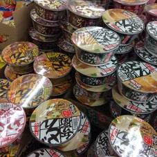 どん兵衛(きつねうどん.天ぷらそば.肉うどん.カレーうどん) 98円(税抜)