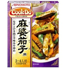 Cook Do麻婆茄子用 100円(税抜)