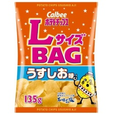 ポテトチップスLサイズ 148円(税抜)