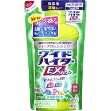 ワイドハイターEXパワー詰替用 138円(税抜)