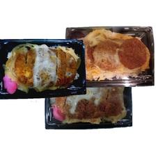 カツ丼各種 259円(税抜)