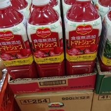 デルモンテ食塩無添加トマトジュース 148円(税抜)