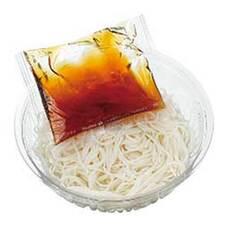 お手軽ぶっかけ素麺 108円