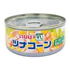 ツナコーン 108円