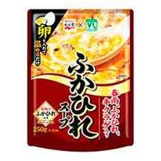 三種の具材入りふかひれスープ 108円