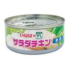 サラダチキン水煮 108円