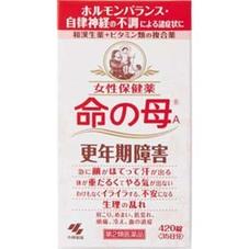 命の母A 1,780円(税抜)