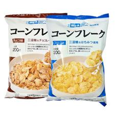 コーンフレーク(フロスト・チョコ味) 159円(税抜)