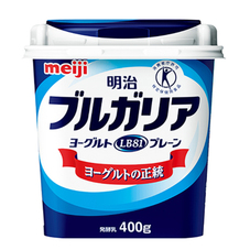 明治 ブルガリアヨーグルトLB81プレーン 128円(税抜)