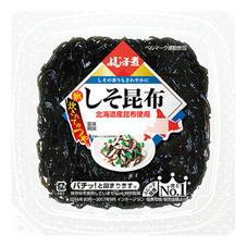 フジッコ ふじっ子煮 しそ昆布カップ 158円(税抜)