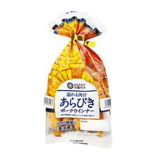 みなさまのお墨付き あらびきポークウインナー 228円(税抜)