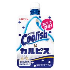 ロッテ クーリッシュ カルピス 89円(税抜)