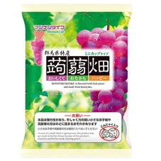 マンナンライフ 蒟蒻畑 ぶどう味 178円(税抜)