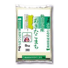秋田県産あきたこまち 1,750円(税抜)