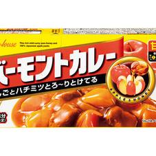 ハウス バーモントカレー 甘口 189円(税抜)