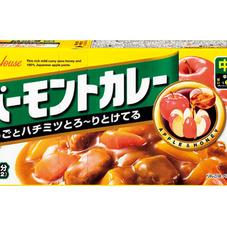 ハウス バーモントカレー 中辛 189円(税抜)