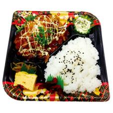 照りマヨチキン弁当 428円(税抜)