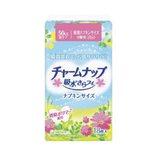チャームナップ さわやかL中量用 455円(税抜)