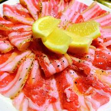 豚ばら焼肉用 147円(税抜)