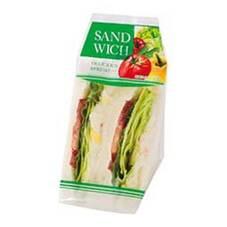 しっかり野菜サンド 216円