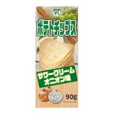 ポテトチップス サワークリームオニオン 108円