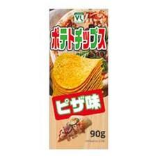 ポテトチップス ピザ 108円