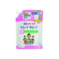 キレイキレイ 泡ハンドソープ 278円(税抜)