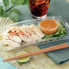 サラダチキンの棒棒鶏 399円